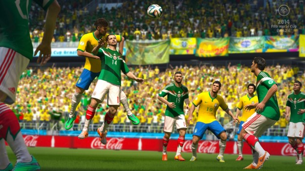 2014 FIFA World Cup Brazil Screenshot #76 for PS3