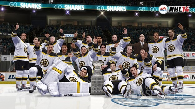 NHL 14 Screenshot #154 for Xbox 360