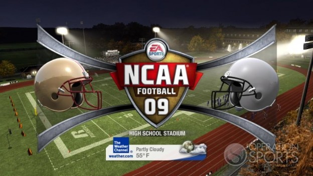 NCAA Football 09 Screenshot #218 for Xbox 360