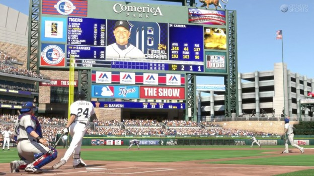 MLB 14 The Show Screenshot #116 for PS4