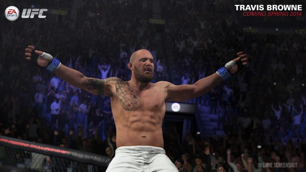EA Sports UFC Screenshot #84 for Xbox One