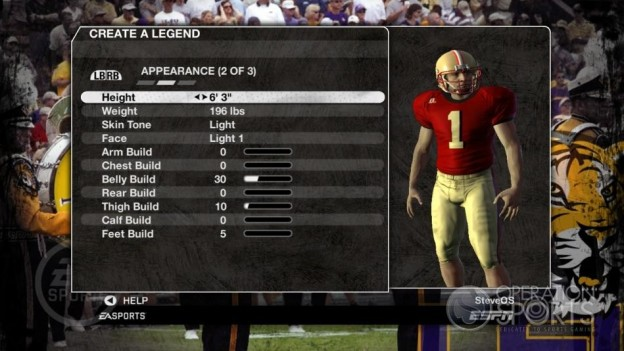 NCAA Football 09 Screenshot #223 for Xbox 360