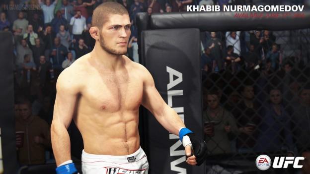 EA Sports UFC Screenshot #72 for PS4