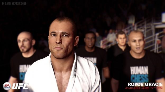 EA Sports UFC Screenshot #75 for PS4
