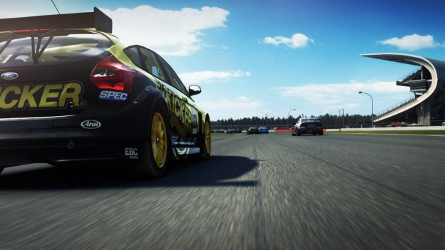 GRID Autosport Screenshot #3 for Xbox 360