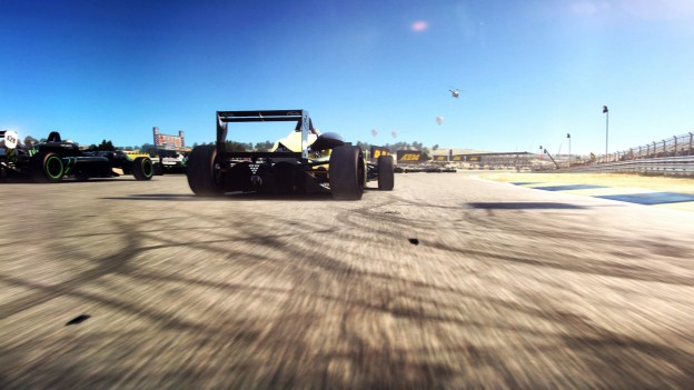 GRID Autosport Screenshot #4 for Xbox 360