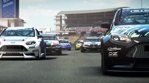 GRID Autosport Screenshot #1 for PS3