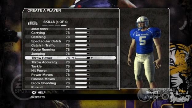 NCAA Football 09 Screenshot #228 for Xbox 360