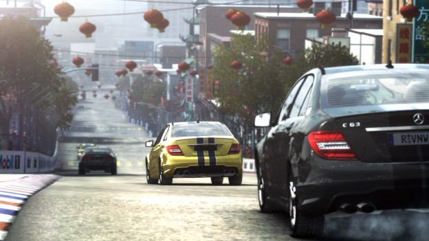 GRID Autosport Screenshot #5 for PS3