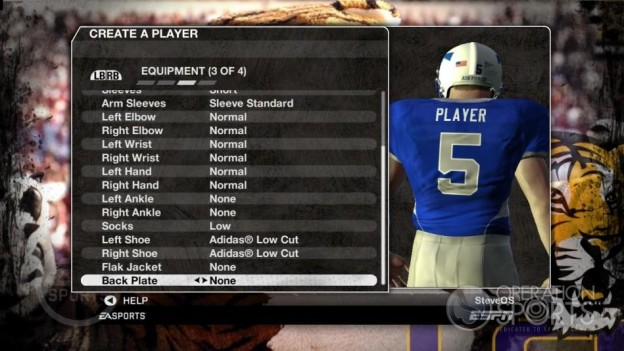 NCAA Football 09 Screenshot #230 for Xbox 360
