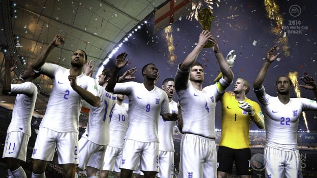 2014 FIFA World Cup Brazil Screenshot #82 for Xbox 360