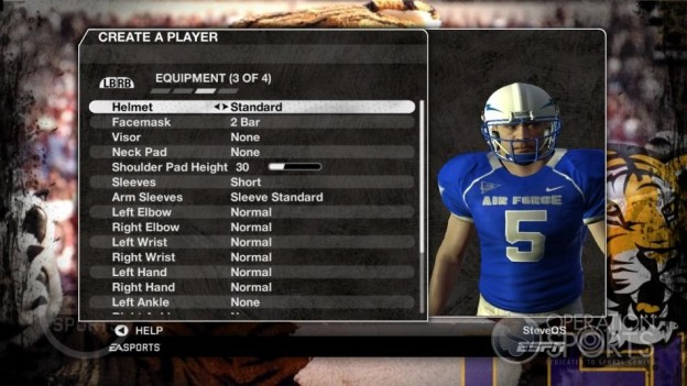 NCAA Football 09 Screenshot #231 for Xbox 360