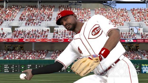 MLB 14 The Show Screenshot #2 for PS Vita
