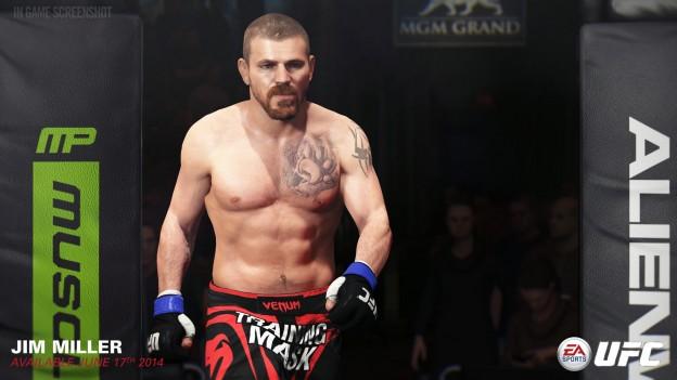 EA Sports UFC Screenshot #92 for Xbox One