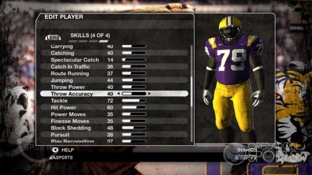 NCAA Football 09 Screenshot #236 for Xbox 360