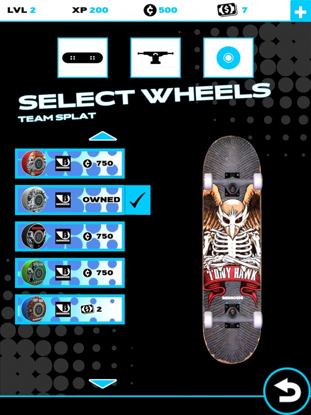 Tony Hawk's Shred Session Screenshot #2 for iOS
