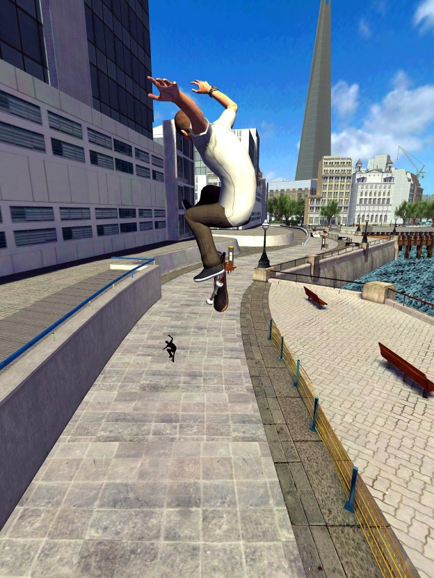 Tony Hawk's Shred Session Screenshot #5 for iOS
