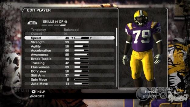 NCAA Football 09 Screenshot #237 for Xbox 360