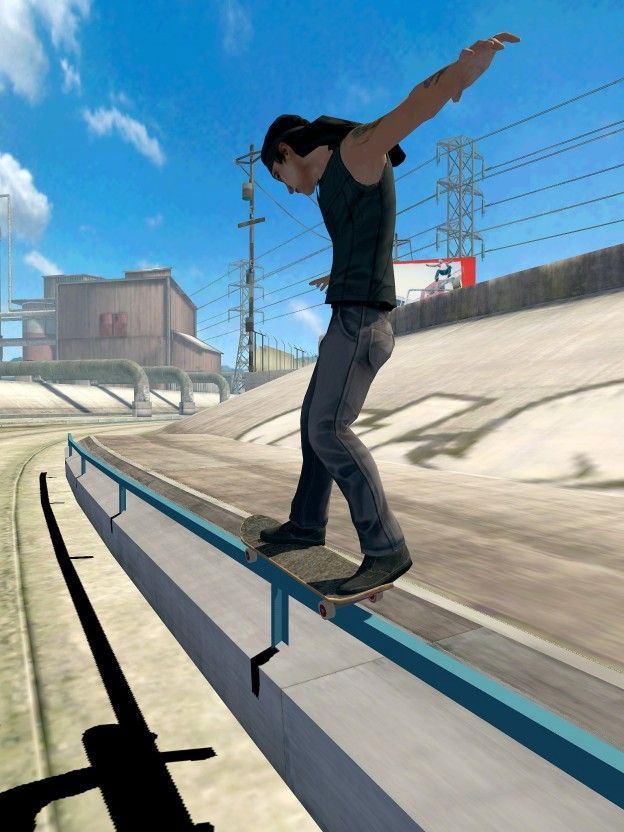 Tony Hawk's Shred Session Screenshot #7 for iOS