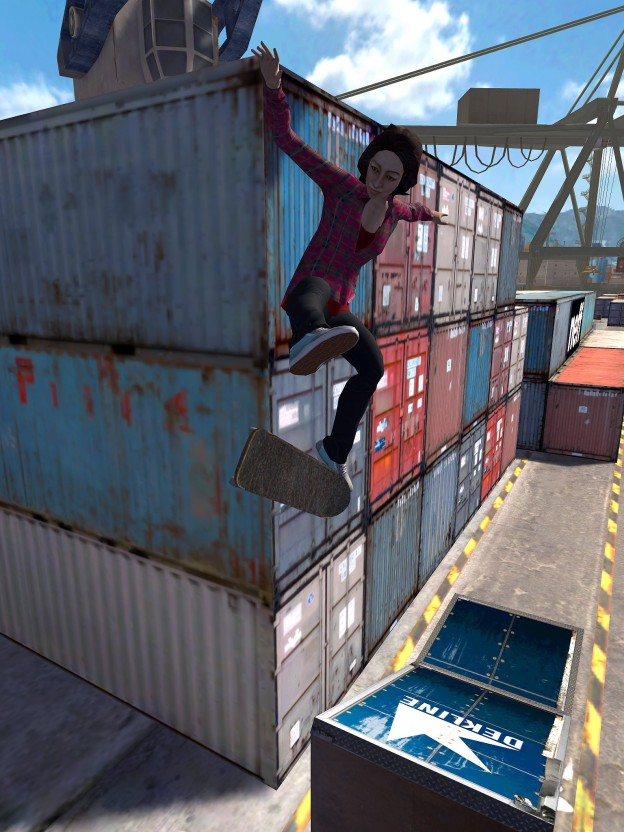 Tony Hawk's Shred Session Screenshot #9 for iOS