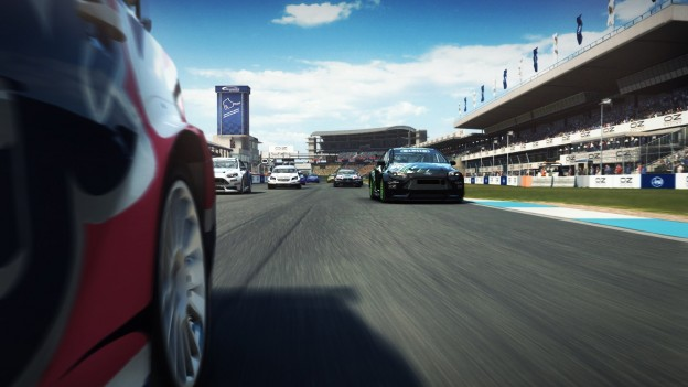 GRID Autosport Screenshot #12 for PS3