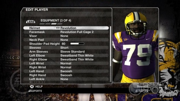 NCAA Football 09 Screenshot #239 for Xbox 360