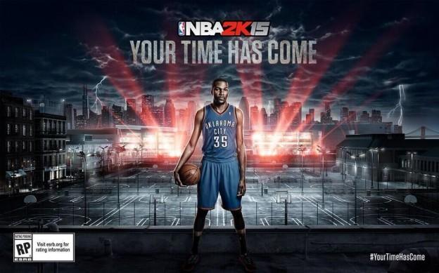 NBA 2K15 Screenshot #2 for PS4