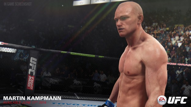 EA Sports UFC Screenshot #87 for PS4