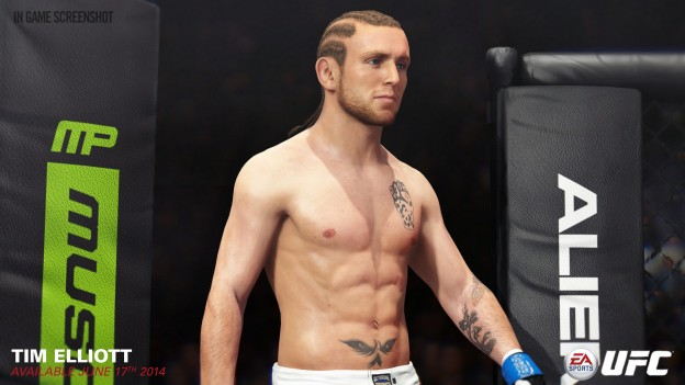 EA Sports UFC Screenshot #91 for PS4