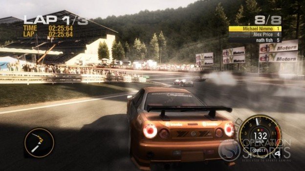 Race Driver: GRID Screenshot #11 for Xbox 360