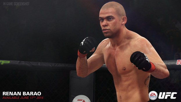 EA Sports UFC Screenshot #102 for Xbox One