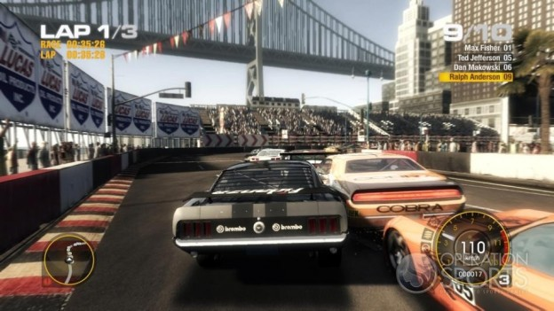 Race Driver: GRID Screenshot #12 for Xbox 360