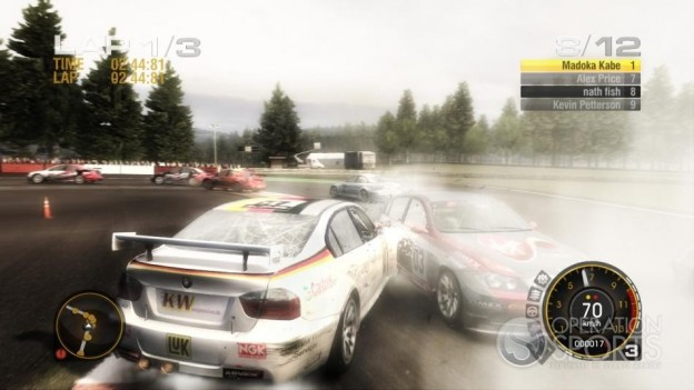 Race Driver: GRID Screenshot #13 for Xbox 360
