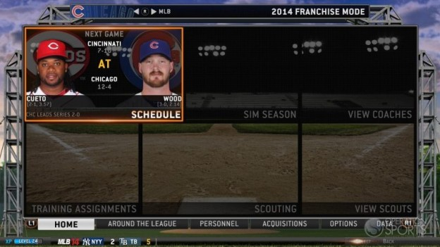 MLB 14 The Show Screenshot #132 for PS4