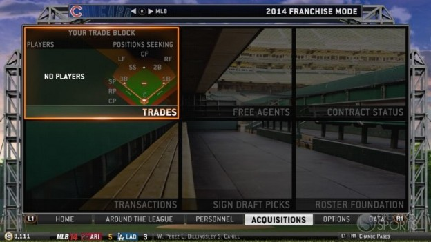 MLB 14 The Show Screenshot #135 for PS4