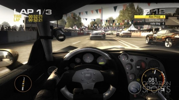 Race Driver: GRID Screenshot #15 for Xbox 360
