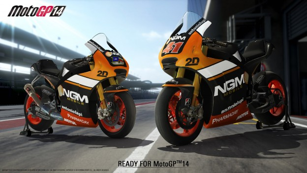 MotoGP 14 Screenshot #12 for PS4