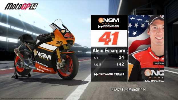 MotoGP 14 Screenshot #13 for PS4