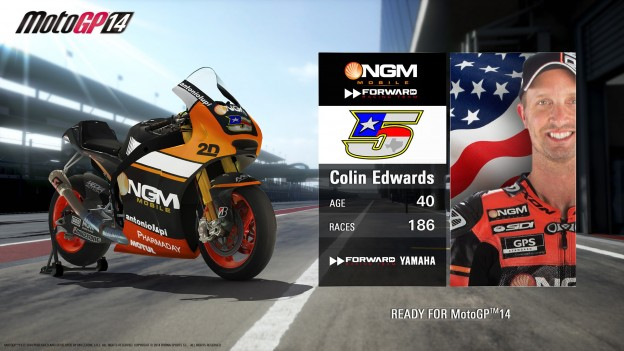 MotoGP 14 Screenshot #14 for PS4