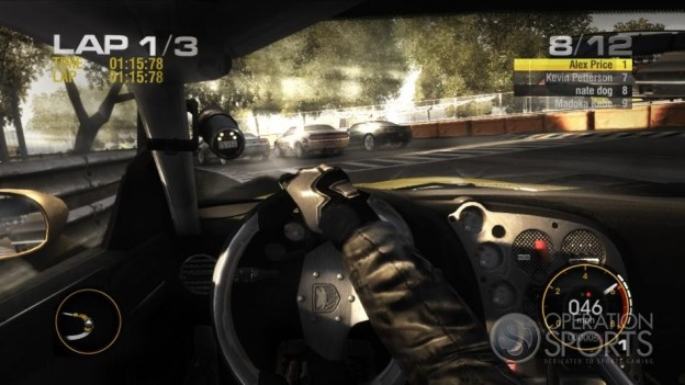 Race Driver: GRID Screenshot #16 for Xbox 360