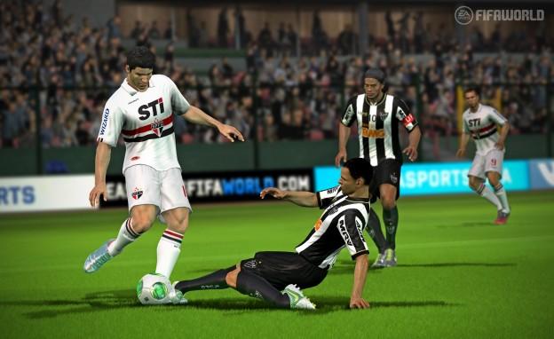 FIFA World Screenshot #1 for PC
