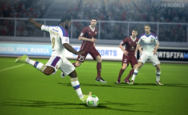 FIFA World Screenshot #2 for PC