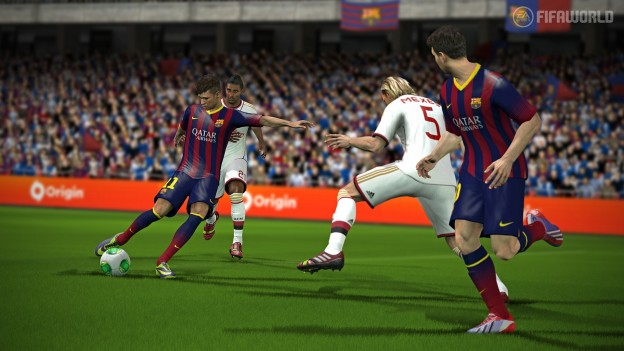 FIFA World Screenshot #3 for PC