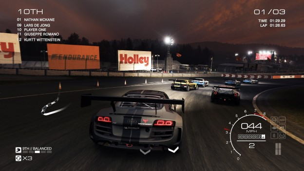 GRID Autosport Screenshot #20 for Xbox 360
