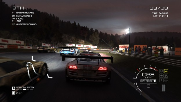 GRID Autosport Screenshot #23 for Xbox 360