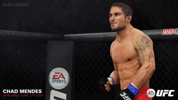 EA Sports UFC Screenshot #106 for Xbox One