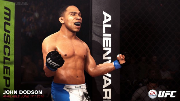 EA Sports UFC Screenshot #107 for Xbox One
