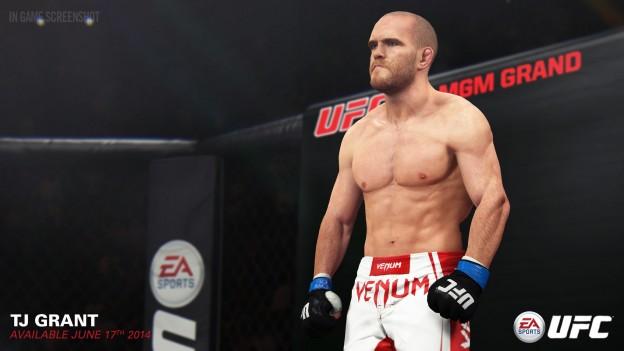 EA Sports UFC Screenshot #109 for Xbox One