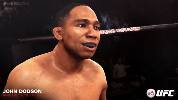 EA Sports UFC Screenshot #100 for PS4