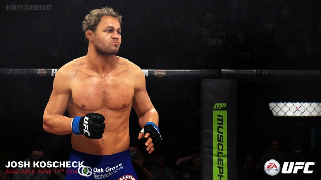 EA Sports UFC Screenshot #102 for PS4